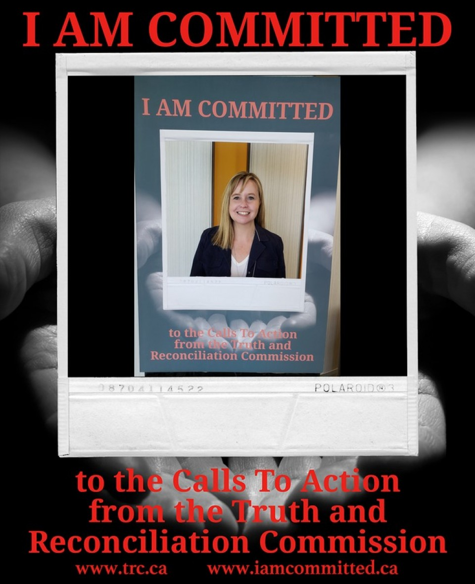 I am Committed!
